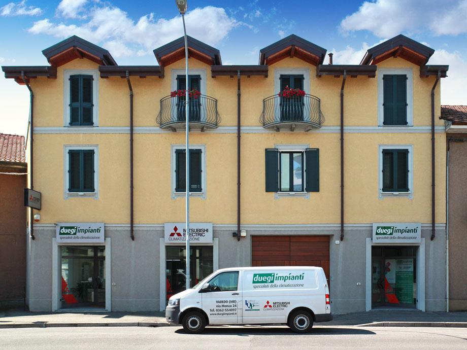 Duegi Impianti Sede Varedo Via Monza 24