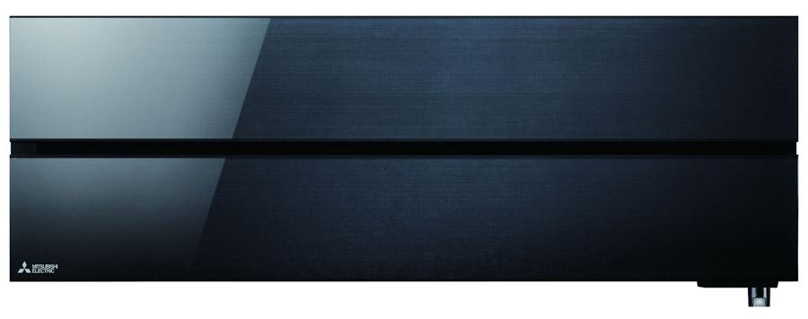 Sistemi di climatizzazione unità a parete Mitsubishi Kirigamine MSF-LN nero